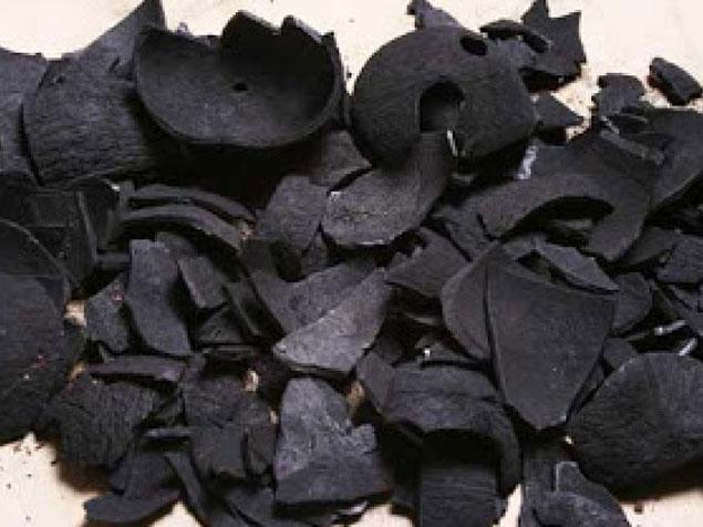 cách làm than hoạt tính từ gáo dừa